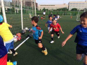 新横浜・綱島のサッカースクール フェニックスズ