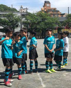 新横浜・綱島のサッカーチーム フェニックスズ